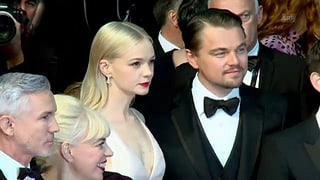 Leonardo DiCaprio eröffnet das Filmfestival in Cannes