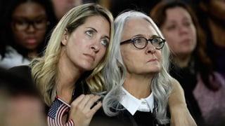 Hillary Clintons Niederlage – eine Watsche für die Frauen