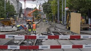 BVB kämpft gegen viele Baustellen