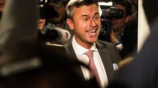 Österreich hat gewählt – FPÖ macht vorerst das Rennen