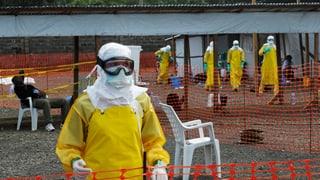 Sechs Ebola-Helfer gelyncht