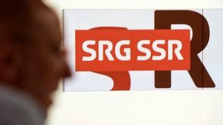 Bundesrat will SRG-Konzession weiterhin alleine vergeben