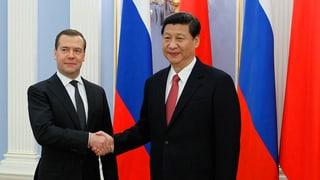 China und Russland rücken näher zusammen