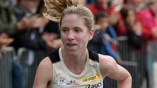 Erfolgreiche regionale Athleten am Grenchenberglauf
