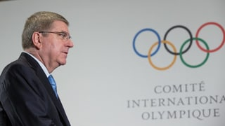IOC zeigt sich «sehr besorgt»