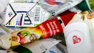 Düstere Zukunft für Getränkekarton-Recycling (Artikel enthält Audio)
