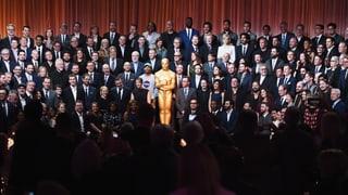 Das grosse Schaulaufen vor den Oscars