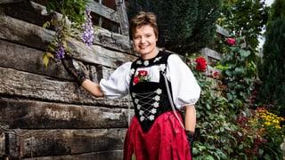 Video «Brigitte Wegmüller aus Bigenthal BE» abspielen