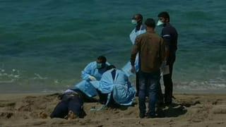 Tragisches Bootsunglück vor der Küste Libyens