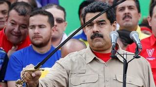 Freie Hand für Maduros Marionetten-Regime