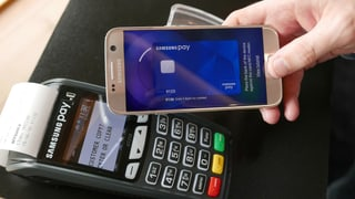 Samsung Pay: Konkurrenz für Apple und Twint?