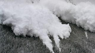 Als die ganz grossen Schneemassen kamen