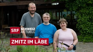 Markus, Bettina und Claude – «Zmitz im Läbe»