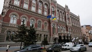 Ukraine auch wirtschaftlich in Bedrängnis