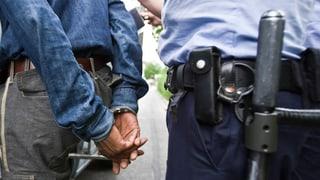 Kanton Zürich: Weniger Verbrechen, mehr Tötungsdelikte