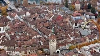 Nein zum Budget in Aarau, Buchs und Obersiggenthal