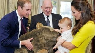 Prinz William warnt Malta vor Söhnchen George