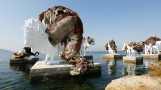 In der Türkei brodelt es, aber die Kunst blubbert bloss