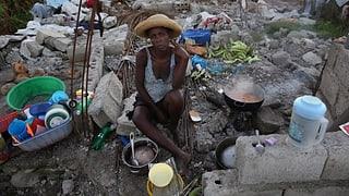 «Matthew» bringt unsägliches Leid über Haiti