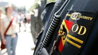 Private Sicherheitsfirma: Freispruch trotz Fehler