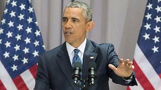 Iran-Abkommen: Obama erinnert an die Irak-Invasion