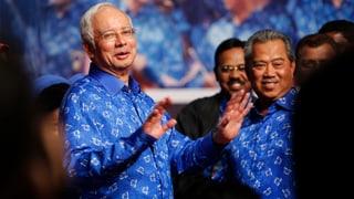Wahlen in Malaysia: Koalition kommt mit einem blauen Auge davon