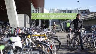Stadtrat lässt Leihvelo-Anbietern viel Spielraum