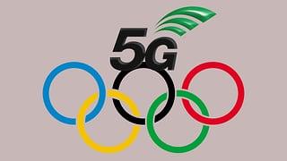 5G bei den 5 Ringen: Test der neuen Handynetzgeneration