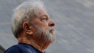 Lulas Kandidatur ist ungültig
