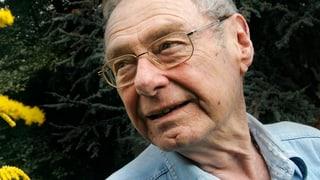 Am Dienstag ist der Journalist, Schriftsteller und Politiker Arthur Honegger im Alter von 92 Jahren verstorben.