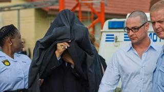 Mordanklage gegen Pistorius erhoben