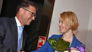 Natalie Ricklis Gegenkandidat entschuldigt sich