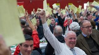 SVP Aargau und Solothurn bei Abzocker-Initiative uneins