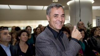 Guy Morin läutet das Basler Wahljahr 2016 ein