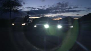 Video «Der Licht-Test: Kann Laser mehr als LED?» abspielen