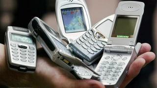 500 Millionen Handys vor Hackern nicht sicher