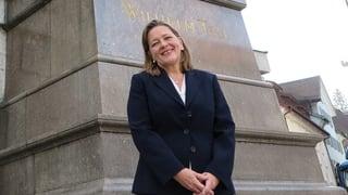 Urner Justizdirektorin will Bundesrätin werden