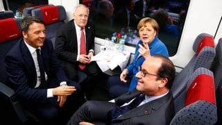 Gottard 2016: Ils promis