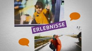 Video « Flucht ohne Eltern» abspielen