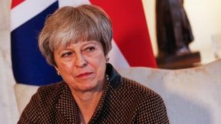 Theresa May bleibt wenig Zeit – für eine Herkulesaufgabe
