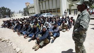 Amnesty: Libyen wird zur Todesfalle