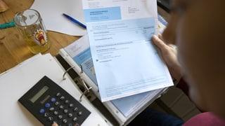 Gemeinden sollen sich um offene Krankenkassen-Rechnungen kümmern