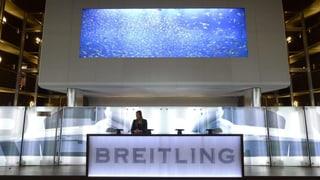 Breitling kehrt Baselworld den Rücken zu