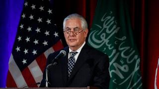Rex Tillerson nennt Atom-Abkommen mit Iran einen «Fehler»