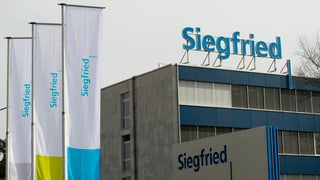 Siegfried: Übernahme von BASF-Geschäft auf Kurs