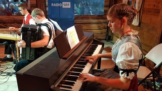 «Zoogä-n-am Boogä» – Volksmusik live in Crans-Montana