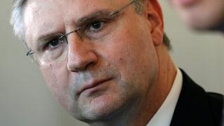 Strafuntersuchung gegen Aargauer SVP-Fraktionspräsidenten