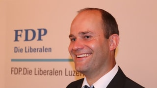 Fabian Peter soll den Sitz in der Regierung verteidigen