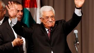 Fatah und Hamas bilden Einheitsregierung