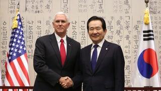 2x Corea dal Sid: Visita Mike Pence ed atgisa Park Geun Hye